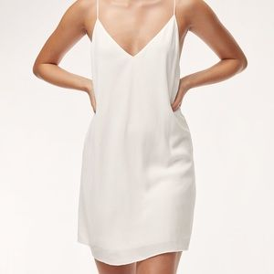Aritzia Vivienne cami slip dress